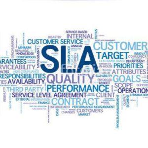 Logo SLA Nuage de mots